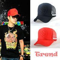 Free Shipping Truck cap male women's hiphop mesh cap hip-hop trucker hats summer sun-shading hat for man cap 9816