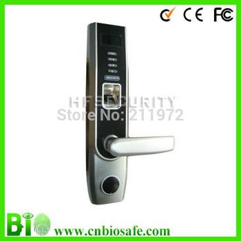 Biometric Fingerprint Lock HF-LA501 OLED Display USB Flash Disk Door Lock High-end Fingerprint Door Lock