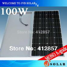 popular solar module 100w