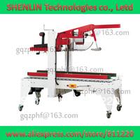 Eoconomic,SL558F Semi-automatic carton folding sealing machinery,box/case sealer,seal tape,heavy duty,efficient,package taping
