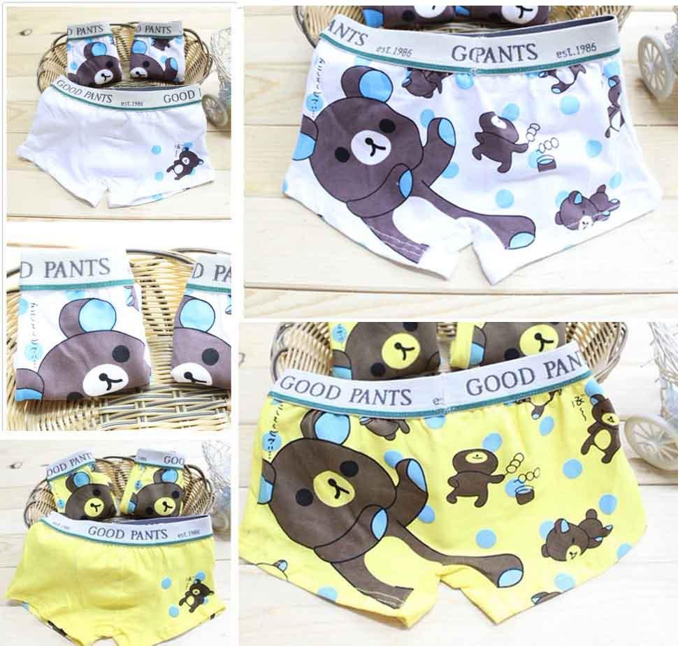 Boy Boxer Underwear