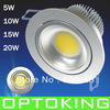 CHEAP PRICE !!! 220V 10W  ROTATED LED COB DOWN  LIGHT  , , FREE SHIPPING,3YEARS GUARANTEE