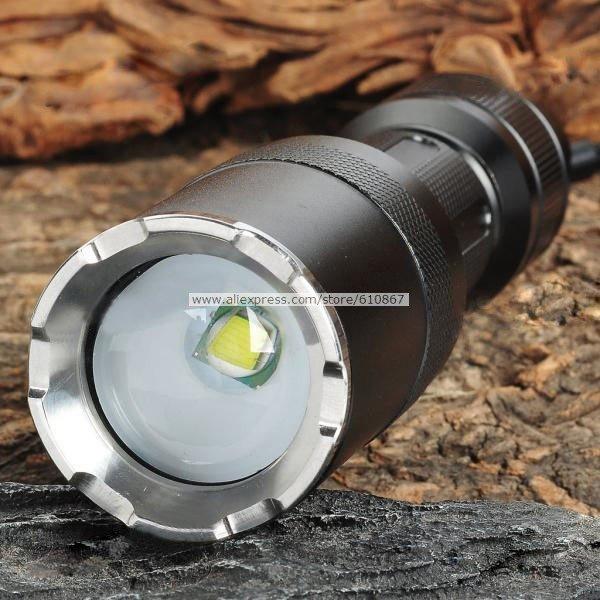 Светодиодные фонарики доверие пожара z6