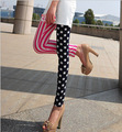 American Flag USA Print Leggings/Tights,Girls Trendy American Flag Stars And Stripes Full Ankle Length Patriotic Legging Trouser