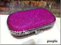 free shipping 6 colors 2013 new High quality fashion women handbag  Evening bag dress Shoulder clutch bag