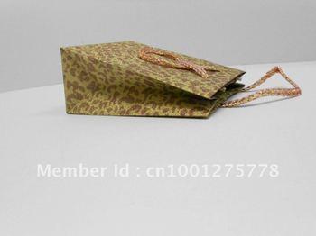 Custom art /kraft paper bag /200pcs/lot