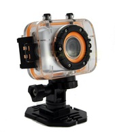 Cheap Sport Cameras Video Camera 2.0 Inch Touch LCD HD 1080p 5M Waterproof Shockproof DV 12M MegaPixel HDMI port Free shipping