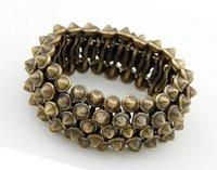 Minimum Order $20 (mixed order)     Hedgehog rivet Bangle Hot sale fashion jewelry