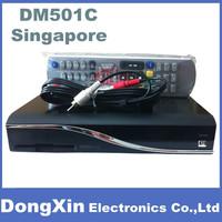 10PCS X DM501 Receiver Singapore Cable