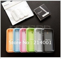 for phone4 4S bumper six colors to choose from, free shipping by China Post