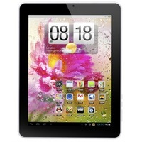 """Teclast P85 dual core tablet PC 8"""" android 4.0 rk3066 1.5GHz 1024x768 3G Camera 1GB DDR3 16GB black white"""