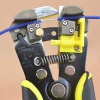 HS-D1 multi-functional wire stripper cutter terminal cable crimper