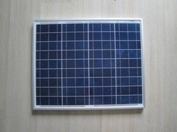 Amazing price with 50W Polycrystalline Silicon Solar Panel,100% Class A Quality for home solar system lighting(China (Mainland))