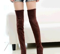 Free shipping fashion boots, over-the-knee boots for women