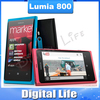 Original Nokia Lumia 800 3G WIFI GPS 8MP Camera 16GB Storage Unlocked Windows Mobile Phone Free Shipping(China (Mainland))