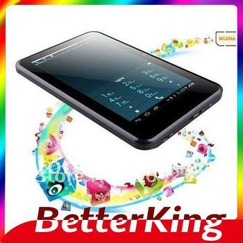 7inch Freelander PD10 3G WCDMA android 4.0 tablet pc MTK 6575 1.5Ghz ROM 8GB Bluetooth HDMI GPS Dual SIM