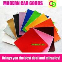 hot sale matt colored changing vinyl film car vinyl car wrap with air free channels