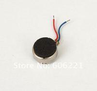 Free shipping !!   20pcs/lot Coin Pancake Vibration Vibrator motor 2 mm x 10 mm 3V