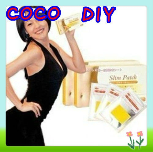 New Slim Patch Massager Body Weight Loss Slimming Patches Health Care (1bag=10piece) Free Shipping(China (Mainland))
