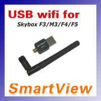 Post Mini 150M USB WiFi Wireless Network Card 802.11 n/g/b LAN Adapter best for 3601 Skybox M3 Skybox F3 free shipping