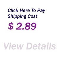 Use this link to pay shipping freight gap 2.89$ if your order amount less than 15$