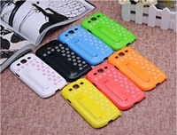 Special Disgn for Samsung Galaxy S3 case, TPU case for Samsung i9300 galaxy s3,  7 colors available, free DHL