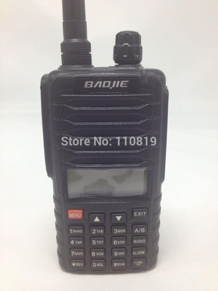 2013 hot sale!! walkie talkie wholesale VHF 136-174 mhz Radio UHF 400-470mhz Dual Band uhf vhf Mobile Radio with LCD BJ-UV88(China (Mainland))