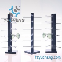 [YUCHENG]Sunglasses Glasses Frame Retail Shop Display Stand shelf Holder  Y011  18pcs/lot