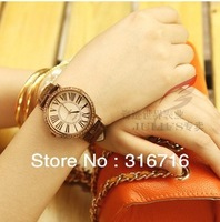 HOT Selling,Free Shipping,Brand JULIUS Lady Quartz Wrist Watch,Roman style,Big Arch Dial,Fashion and Casual,High Quality JA-383