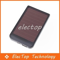 Free shipping High Quality Full 2600mAh Solar Battery Panel USB Charger For Phone MP3 MP4 PDA 20pcs/lot Wholesale