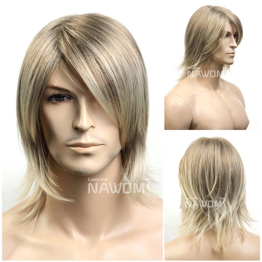 Men with Long Blonde Hair
