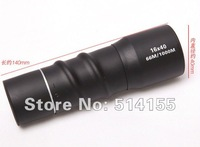 16X40 66M/1000M .Wholesale Outdoor Necessary Monocular  High Quality Telescope 16X40 66M/1000M Free Shipping