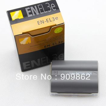 Wholesale 10pcs/Lot EN-EL3E for NIKON Digital Camera Camcorder rechargeable Li-ion Battery for D700 D300 D200 D90 D80 D80S