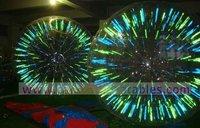 inflatable TPU shinning zorb ball+Free Express shipping+Free Blower