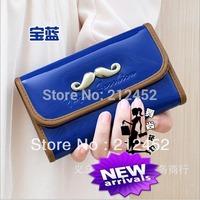 Mustache!mustache wallet fanshion purse New mustache bag FREE SHIPPING