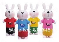 Plastic Nice Rabbit Money Box Bank for Kid