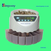Coin Counter KSW550A for EURO  with Discount in low price