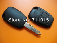 Hot selling 2 button remote key blank for Renault with best price