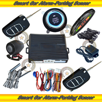New GSM car alarm, passive alarm ,RFID car alarm,mobile start,remote start,push button start modes,petroel and diesel mode