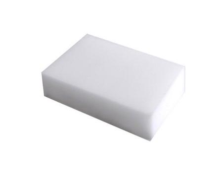 Wholesale Freeshipping 50Pcs/lot White Magic Eraser Clean Sponge Grease Dirt Cleaner Pads Car Washing(China (Mainland))