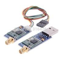 Dual TTL 3DRobotics 3DR Radio Telemetry Kit 915Mhz for APM APM2 + Free shipping