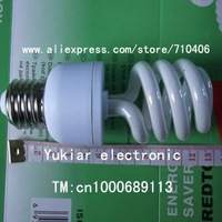 DC 12V CFL Lamps 15W  spiral lamps, energy saver for solar panel system, road lamp wind lamp house lighting