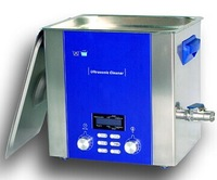 Derui industrial ultrasonic cleaner with Degas Sweep Pluse DR-P100 10L