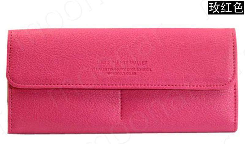 Hot 2015 Fashion Women Wallets Purses Day Clutch Ladies Elegant PU Leather Wallet Handbag Hand Bags High Quality Y70*B489#M5(China (Mainland))