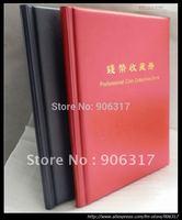 25.5*19.5cm EXCLUSIVE 120PCS NUMIS COINS Holder POCKET ALBUM-Free shipping