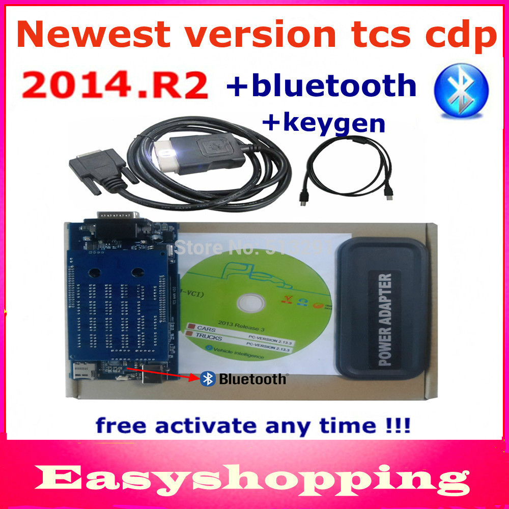 2013 NEW red tcs cdp com pro plus 2013 01 keygen +led for generic 3 in 1 (100% quality A+ )for Cars and trucks freeshipping(China (Mainland))