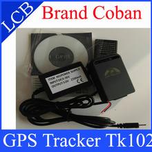Brand New COban GPS mini personal GPS Tracker GPS102B TK-102 4bands pet GSM/GPRS/GPS Tracker TK102B(China (Mainland))