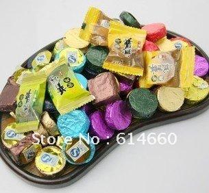 500g different candy mini Pu er tea puer tea Mini puer tea Free shipping