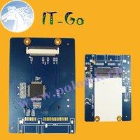 Wholesale MSATA to ZIF 40pin Adapter Card mini SATA to CE