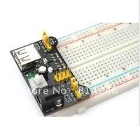 free shipping  10pcs  Bread board dedicated power module compatible 5V, 3.3V